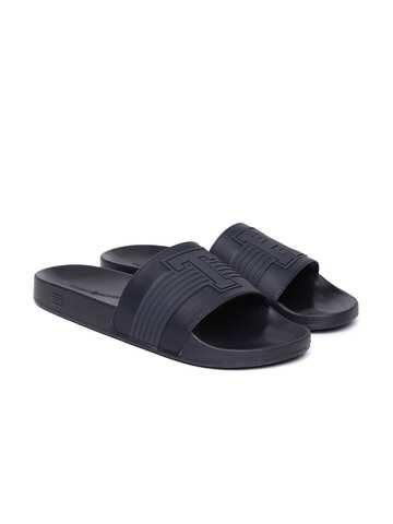 1149c02f585f5b Tommy Hilfiger Flip Flops - Buy Tommy Hilfiger Flip Flops online in India