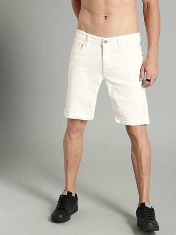 53b6d907b37 Men Shorts - Buy Shorts   Capris for Men Online in India