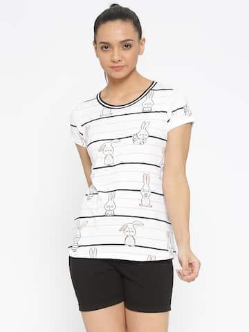 88580976c9edb Women Loungewear   Nightwear - Buy Women Nightwear   Loungewear online -  Myntra