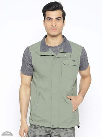 watch 9c651 c60b0 Sleeveless Jeackets  Buy Sleeveless Jeackets Online in India at Best Price