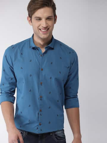 835d219442 Casual Shirts for Men - Buy Men Casual Shirt Online in India