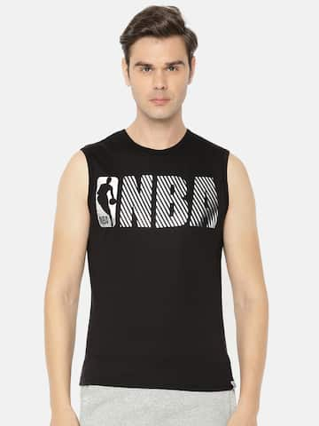 0e74bcadb31 Puma Nba Tshirts - Buy Puma Nba Tshirts online in India