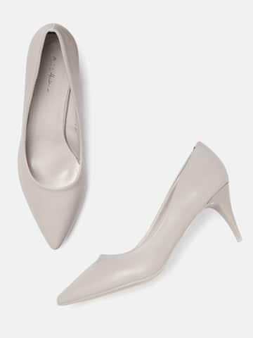 fea4337c4a5 Heels Online - Buy High Heels, Pencil Heels Sandals Online | Myntra