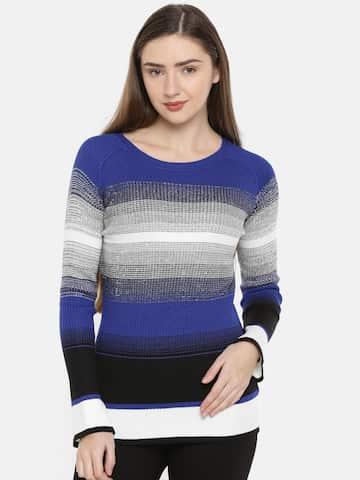 e33f0d2783 Sweaters for Women - Buy Womens Sweaters Online - Myntra