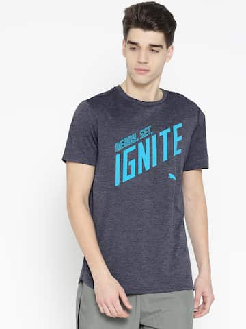 56f47f272 Sports T-shirts - Buy Mens Sports T-Shirt Online in India