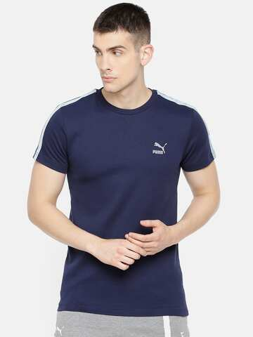 sale retailer 94307 0a827 Puma T shirts - Buy Puma T Shirts For Men   Women Online in India