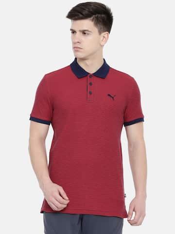 7becf8b39 Puma T shirts - Buy Puma T Shirts For Men & Women Online in India
