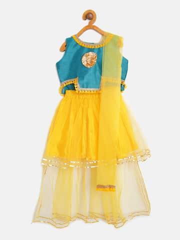 Girls Ethnic Wear - Buy Ethnic Wear for Girls Online   Myntra