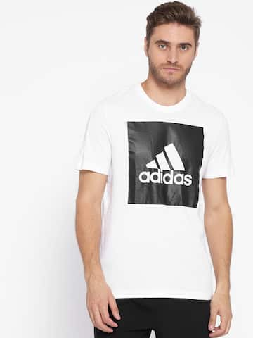 5353fff0 Adidas T-Shirts - Buy Adidas Tshirts Online in India | Myntra