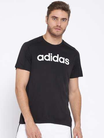 bedd5b06f91 Adidas T-Shirts - Buy Adidas Tshirts Online in India | Myntra