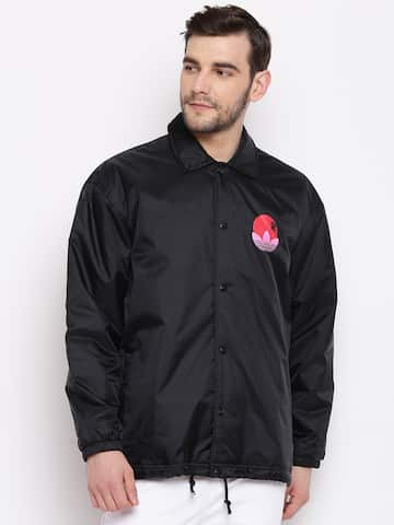 a59f47b55 Adidas In Black Jackets - Buy Adidas In Black Jackets online in India