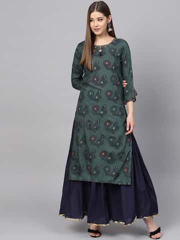 15f8fc1afc Shararas - Buy Designer Sharara Suits Online | Myntra