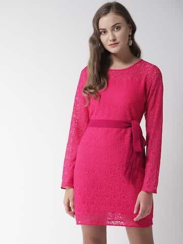 115da6a36e Lace Dress - Buy Lace Dresses for Women   girls Online
