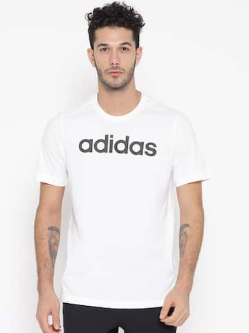 Adidas T Shirts Buy Adidas Tshirts Online in India | Myntra