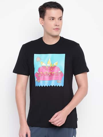 c804aa2362265 Adidas T-Shirts - Buy Adidas Tshirts Online in India | Myntra