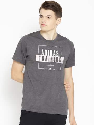 375b80b9c Adidas T-Shirts - Buy Adidas Tshirts Online in India | Myntra