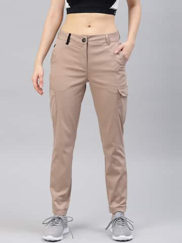 4c805bd02 Women's Trousers - Shop Online for Ladies Pants & Trousers in India | Myntra