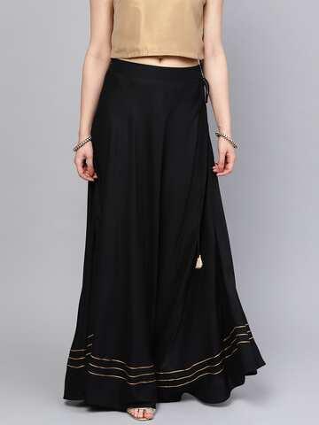 22e9a40a7 Skirts for Women - Buy Short, Mini & Long Skirts Online - Myntra
