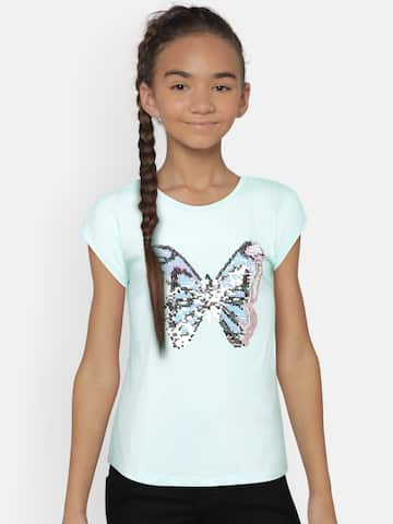 cffb91af306d Kids T shirts - Buy T shirts for Kids Online in India Myntra