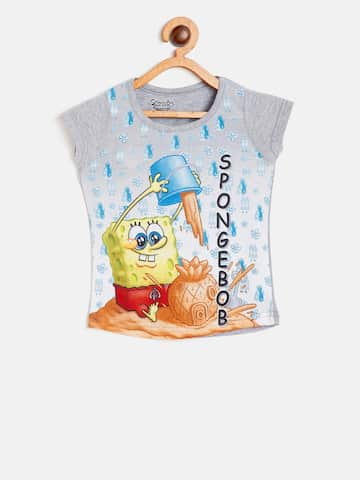 spongebob t shirt india