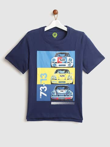 ba0da0523 Boys T shirts - Buy T shirts for Boys online in India
