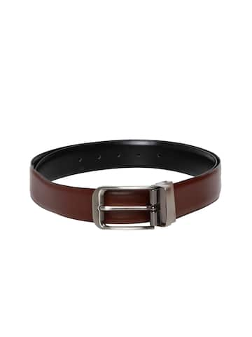 dee509e1906 Belt For Men - Buy Men Belts Online in India at Best price | Myntra