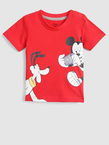 0209a368 Boys T shirts - Buy T shirts for Boys online in India