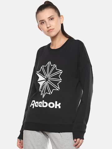 abd4c4e06b88 Sweatshirts & Hoodies - Buy Sweatshirts & Hoodies for Men & Women Online -  Myntra