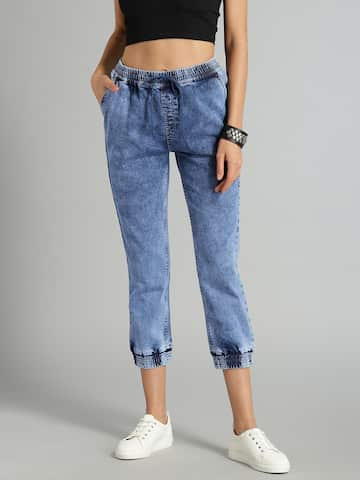 284ba7e5 Joggers - Buy Joggers Pants For Men and Women Online - Myntra