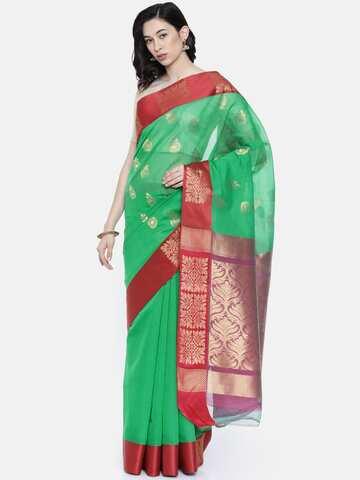 e17cad576 Cotton Silk Saree - Buy Cotton Silk Sarees Online