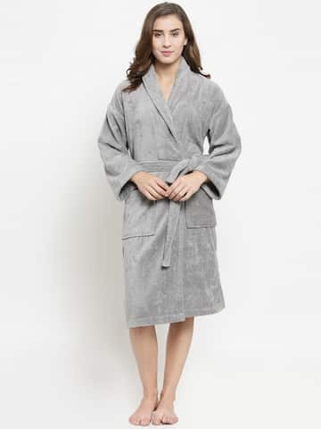 33f6c0b286 Bath Robe - Buy Bath Robes Online in India