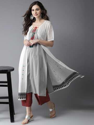 84859f1e62 Fusion Wear - Online Shopping of Indian Fusion Wear | Myntra