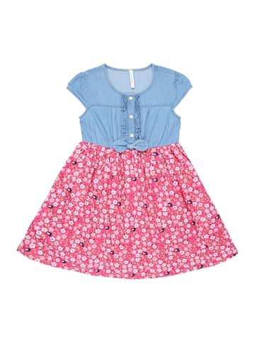 4489b45c147 Girls Dresses - Buy Frocks   Gowns for Girls Online