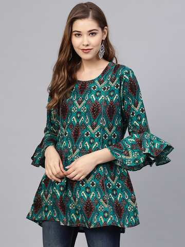 c67cd71936 Tunics for Women - Buy Tunic Tops For Women Online in India