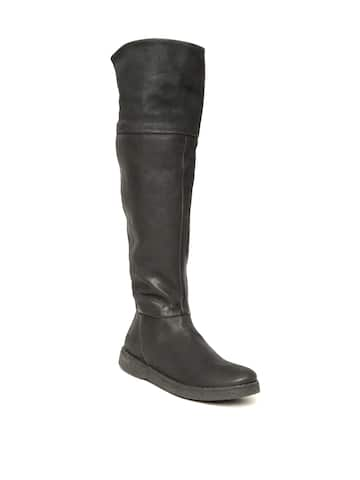 a5eb8e25c7ef0 Womens Boots - Buy Boots for Women Online in India | Myntra