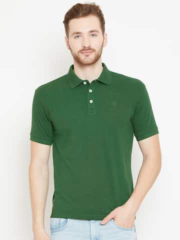 ed370cfc167c Green Tshirts - Buy Green Tshirts online in India