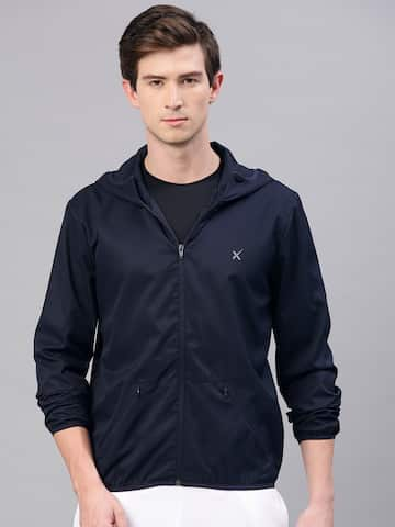 4834f5438 Polyester Jackets - Buy Polyester Jackets Online in India