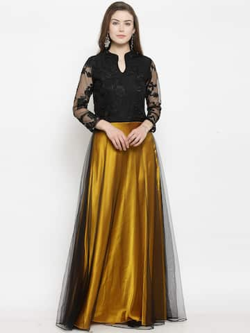 5aa49240cf Gowns - Shop for Gown Online at Best Price | Myntra