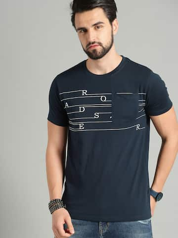 63cf8151a89a Roadster Tshirts - Buy Roadster T Shirts Online in India | Myntra