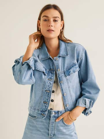 e40bf1b69525 Jackets for Women - Buy Casual Leather Jackets for Women Online