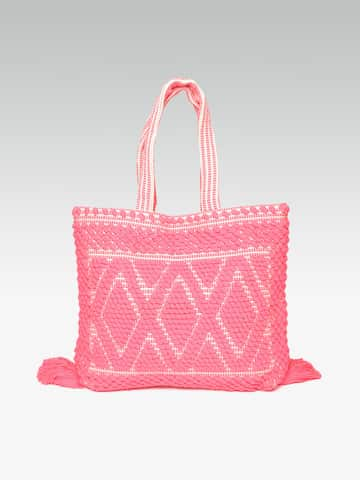 ad52c83ec20 Tote Bag - Buy Latest Tote Bags For Women & Girls Online | Myntra
