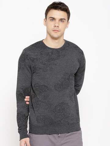 abd4c4e06b88 Sweatshirts & Hoodies - Buy Sweatshirts & Hoodies for Men & Women Online -  Myntra