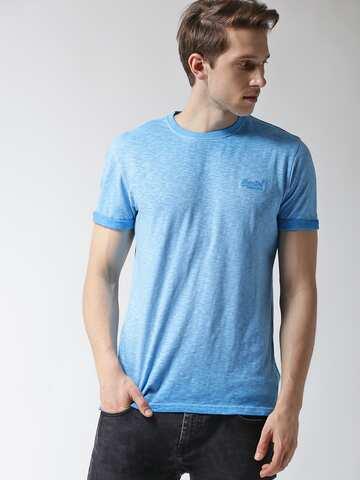 270782bf0aaa T-Shirts - Buy TShirt For Men, Women & Kids Online in India   Myntra