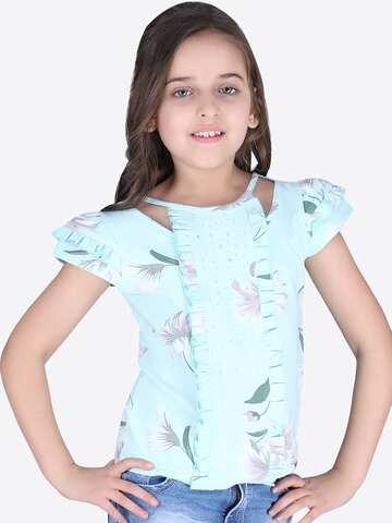 275b8cb8b0164 Girls Tops - Buy Stylish Top for Girls Online in India | Myntra