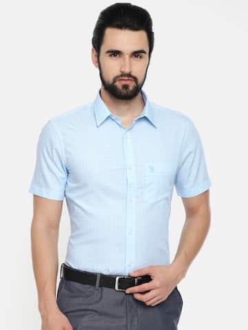 335ed6ecac3 Half Sleeve Shirts - Buy Half Sleeve shirts for men & women online ...
