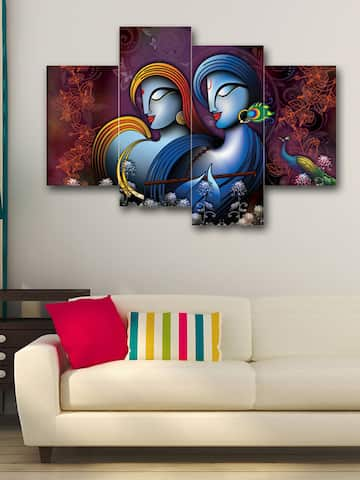 Wall Art Buy Wall Arts Online At Best Price In India Myntra