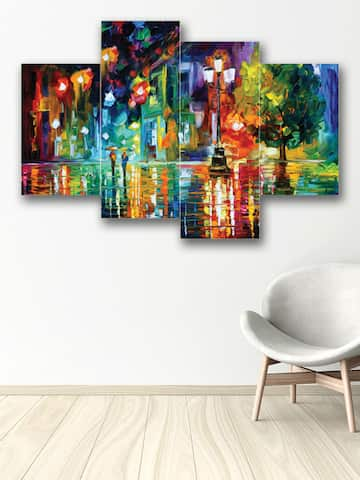 9cc257426e Wall Art - Buy Wall Arts Online at Best Price in India | Myntra