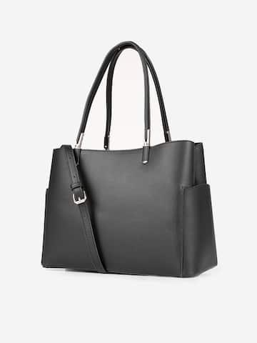 be38c2ea6f8 Handbags for Women - Buy Leather Handbags, Designer Handbags for women  Online | Myntra