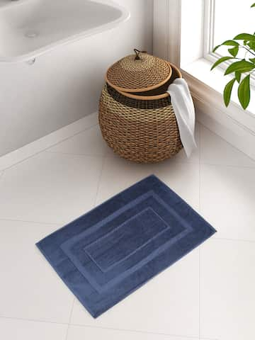 Bathroom Rugs- Buy Bath Mats & Bath Rugs Online in India