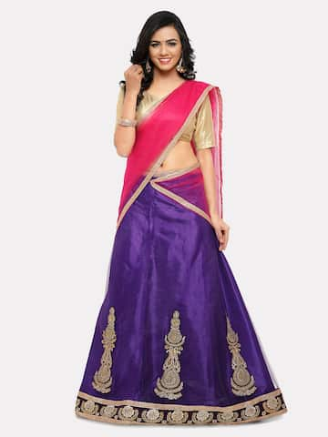 e448f41ef Lehenga - Buy Designer Lehengas Online in India